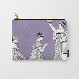 The Queen Carry-All Pouch