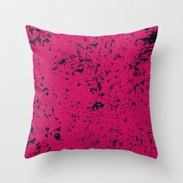 Ink Splotch 2 Throw Pillow