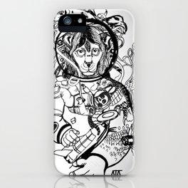 Space magic iPhone Case