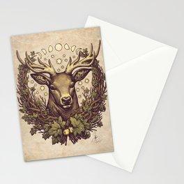 Cernunnos Stag Stationery Cards