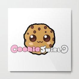 CookieSwirl C Official Roblox Metal Print