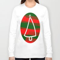 discount Long Sleeve T-shirts featuring In Christmas mood by Roxana Jordan