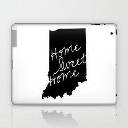 Indiana Home Sweet Home Laptop & iPad Skin
