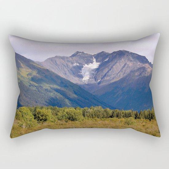 The Mountains Are Calling . . . III Rectangular Pillow