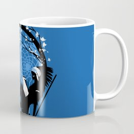 Dream Catcher feathers indian Coffee Mug