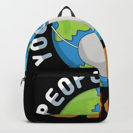 Environmental Pollution Backpack