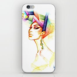 Cleo by DL iPhone Skin