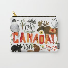Oh Canada-150 Carry-All Pouch