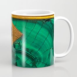 Malachite Box 4 Coffee Mug
