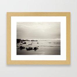 Wild Coast South Africa Framed Art Print