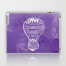 Turn on the Light Laptop & iPad Skin