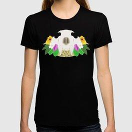 "Lion Skull ""Eat the Rich"" T-shirt"