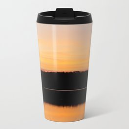 Sunrise at Natchez Trace Park in Tennessee Metal Travel Mug