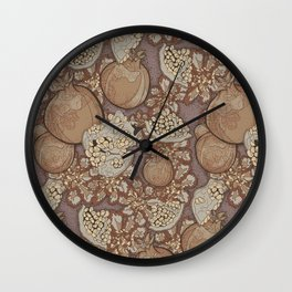 Persephone: Summertime Sadness  Wall Clock