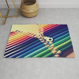 Crayon Zip Rug