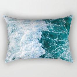 The Ocean Has My Heart Rectangular Pillow