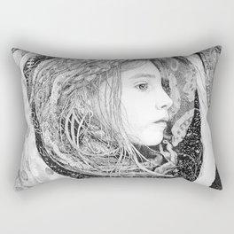 Nomads II Rectangular Pillow