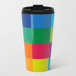 Artist Color Palette Travel Mug
