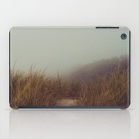 fog iPad Cases featuring fog by elle moss