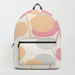 Pastel Leaves   #Society6 #decor #buyart Backpack