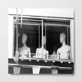 Bodies For Sale Metal Print