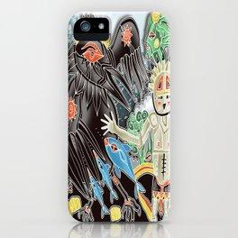 crow sundance iPhone Case