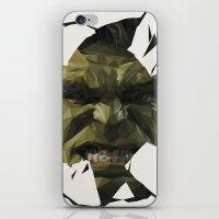 hulk iPhone & iPod Skins featuring Hulk by s2lart