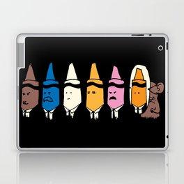 Color-Coded Criminals ii Laptop & iPad Skin