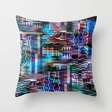 Mixed Woven Throw Pillow