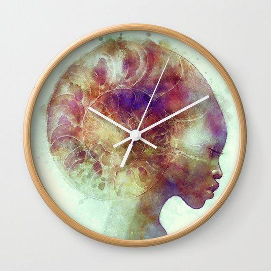 Ammon Wall Clock