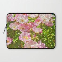 Sun Soaked Roses Laptop Sleeve