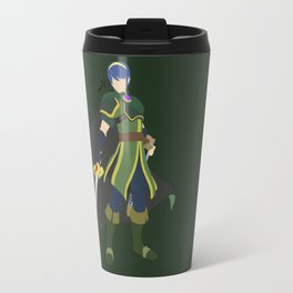 Marth(Smash)Green Travel Mug