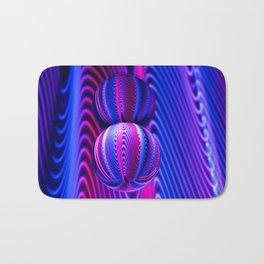 Colours in Invert Glass Ball Bath Mat