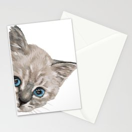 Peekaboo! Stationery Cards