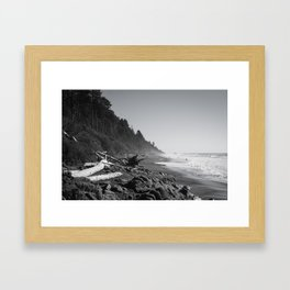 Kalaloch Framed Art Print