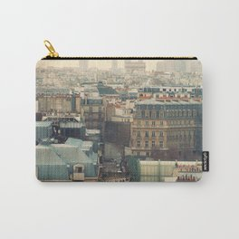 Paris Rooftops Carry-All Pouch