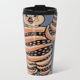 Octopus Michelin Metal Travel Mug