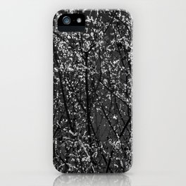 Icy Days NO8 iPhone Case