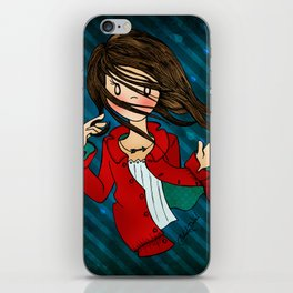 Wild Nights iPhone Skin