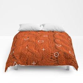 Orage Sweater Comforters