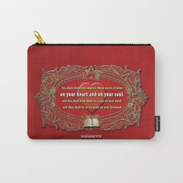 Heart and Soul Carry-All Pouch