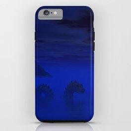 Midnight on the Loch iPhone Case