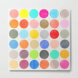 colorplay 1 sq Metal Print