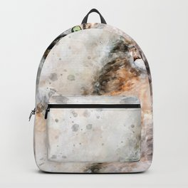 Duchess Watercolor Cat Backpack