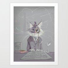 Gog0l Art Print