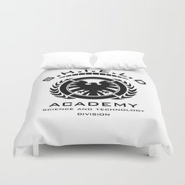 S.H.I.E.L.D Academy > Science and Technology Division Duvet Cover