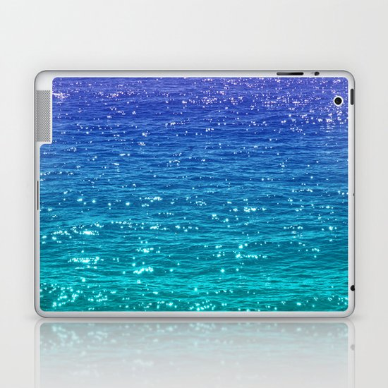 SEA SPARKLE Laptop & iPad Skin
