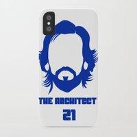 juventus iPhone & iPod Cases featuring Pirlo Juventus by Sport_Designs