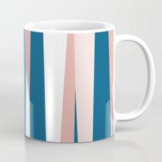 Peachy blue Mug
