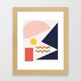 Nouille Framed Art Print